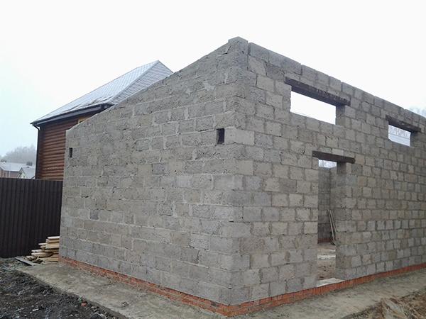 Керамзитобетон гараж заказать бетономешалку с бетоном цена в челябинске
